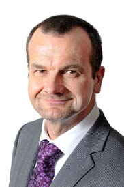 Profile image for Councillor Steve Wallis