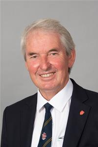 Profile image for Councillor Barry Taylor